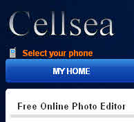 Cellsea photo editor